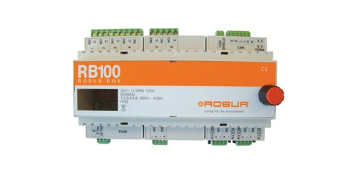 Interface RB100 a RB200 -